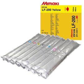 УФ чернила Mimaki LF200 Yellow 600 мл