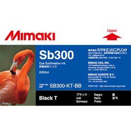 Чернила Mimaki SB300 Black 2000 мл