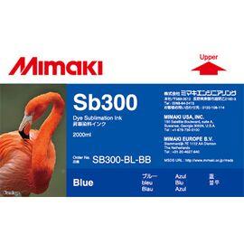 Чернила Mimaki SB300 Blue 2000 мл