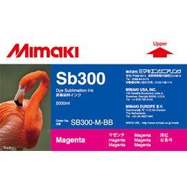 Чернила Mimaki SB300 Magenta 2000 мл