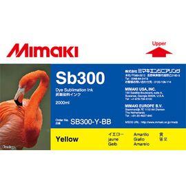 Чернила Mimaki SB300 Yellow 2000 мл