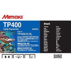 Чернила Mimaki TP400 Black 2000 мл, Цвет: Black, Объем: 2000 мл