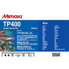 Чернила Mimaki TP400 Blue 2000 мл, Цвет: Blue, Объем: 2000 мл