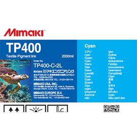 Чернила Mimaki TP400 Cyan 2000 мл, Цвет: Cyan, Объем: 2000 мл