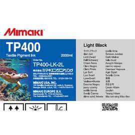 Чернила Mimaki TP400 LightBlack 2000 мл, Цвет: LightBlack, Объем: 2000 мл