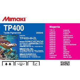 Чернила Mimaki TP400 Magenta 2000 мл, Цвет: Magenta, Объем: 2000 мл