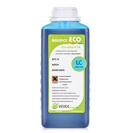 Чернила VEIKA Balance Eco Fast LightCyan 1000 мл Бутылка