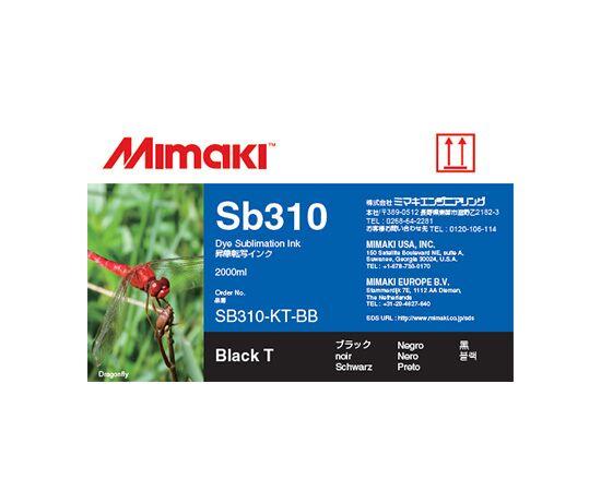 Чернила Mimaki SB310 Black 2000 мл