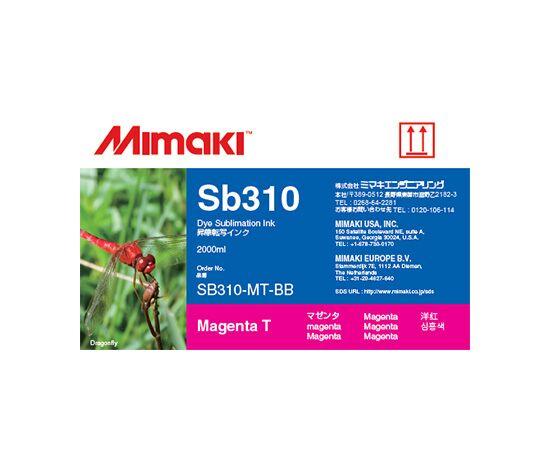 Чернила Mimaki SB310 Magenta 2000 мл