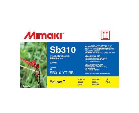 Чернила Mimaki SB310 Yellow 2000 мл