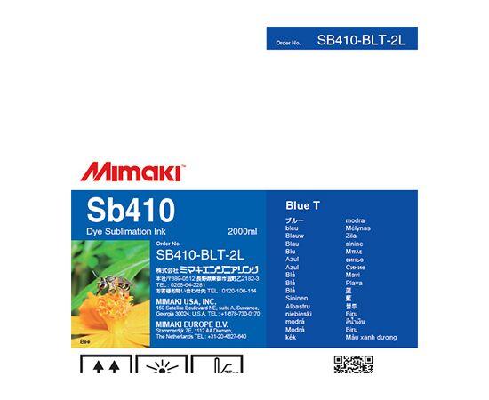 Чернила Mimaki SB410 Blue 2000 мл