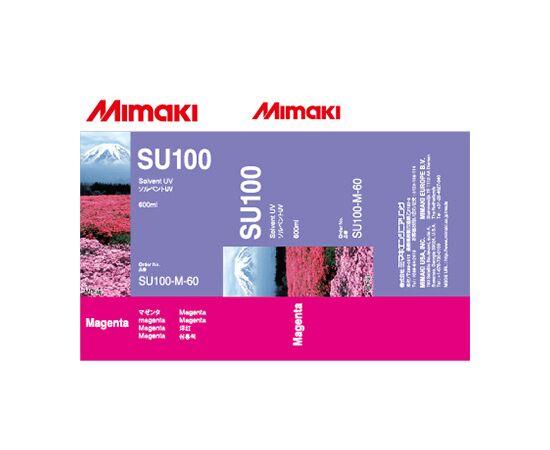 УФ чернила Mimaki SU100 Magenta 600 мл