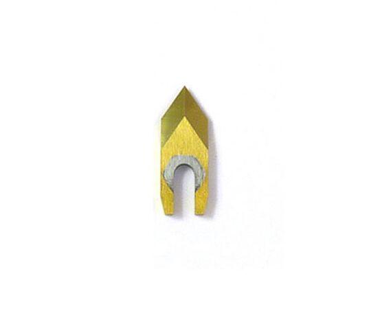 Специальный тангенциальный нож с титановым покрытием двусторонний